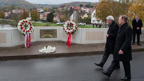 30 Jahre Mauerfall Großburschla und Wanfried