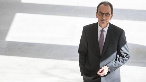 Hessens Finanzminister Michael Boddenberg (CDU)