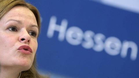 Nancy Faeser SPD