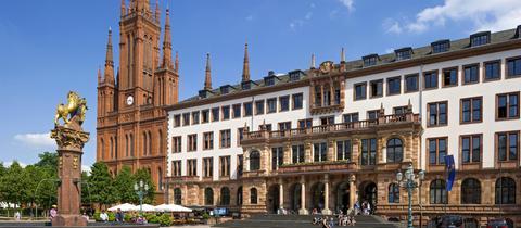 Wiesbaden Vor Der Ob Wahl Affären Ungereimtheiten Abendessen Auf