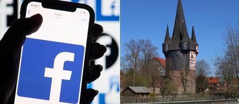 Die Stadt Neustadt macht ihre Facebook-Seite dicht
