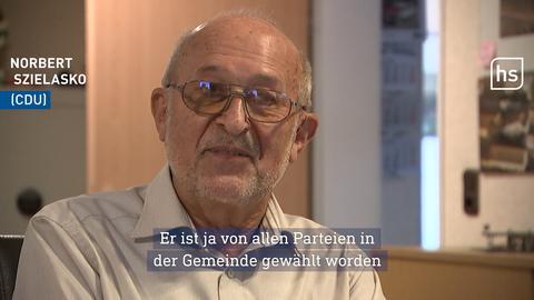 Ortsbeiratsmitglied Norbert Szielasko (CDU)