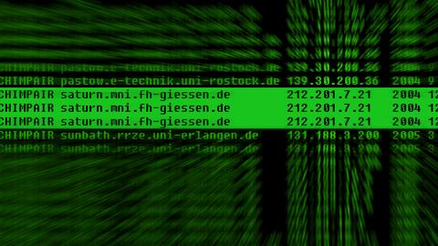 Die FH-Gießen taucht in einem Datensatz einer Hackergruppe auf.