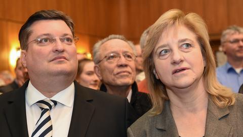 OB-Wahl Kassel Kalb Kühne-Hörmann