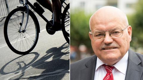 Verkehrsdezernent Klaus Oesterling (SPD)