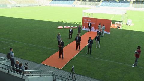 CDU-Kreisparteitag im FSV-Stadion
