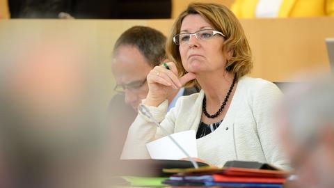 Umweltministerin Priska Hinz (Grüne)