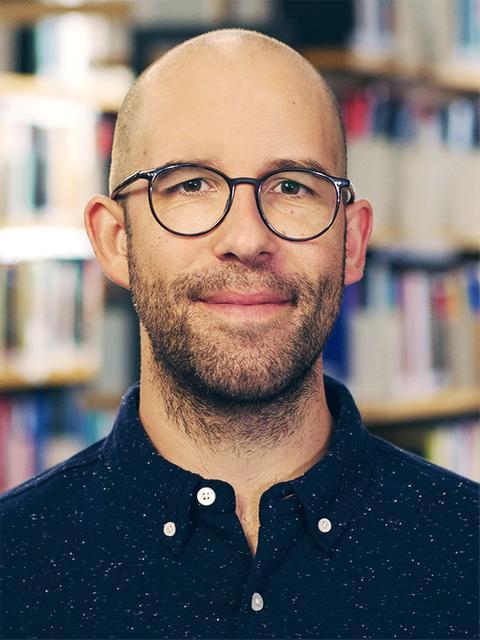 Protestforscher Dr. Felix Anderl