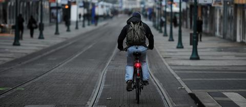 Radfahrer Kassel