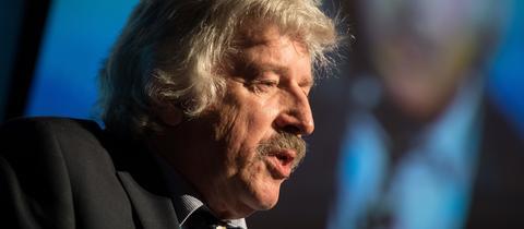 Rainer Rahn soll die AfD in den Landtagswahlkampf im Herbst führen.