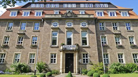 Rathaus in Bad Arolsen