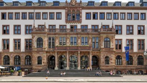 Rathaus Wiesbaden