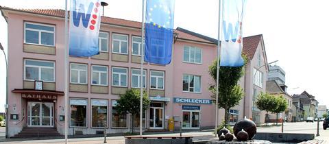 Rathaus Wölfersheim