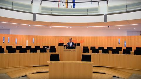 """Oliver Stirböcks (FDP) """"ungehaltene Rede"""" zur Digitalisierung in Hessen."""