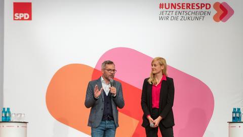 SPD-Regionalkonferenz in Friedberg