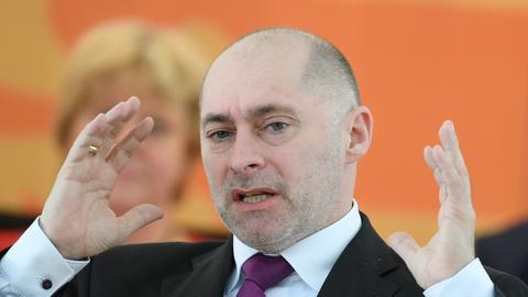 FDP-Fraktionsvorsitzender René Rock
