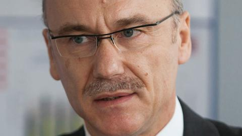 Verfassungsschutzpräsident Robert Schäfer