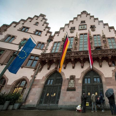Rathaus Römer, Frankfurt