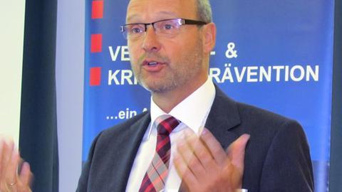 Roland Ullmann, Polizeipräsident von Südosthessen