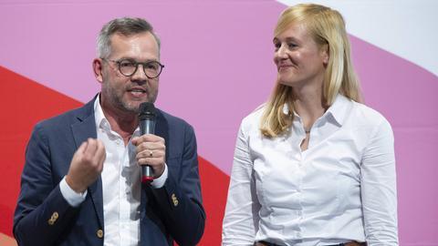 Michael Roth will mit Christina Kampmann die erste Doppelspitze der SPD werden.
