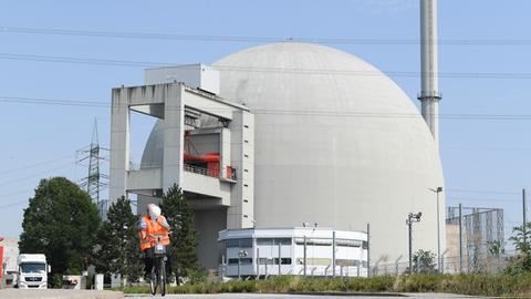 Block A des Kernkraftwerks Biblis