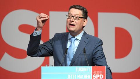 SPD-Landeschef Thorsten Schäfer-Gümbel