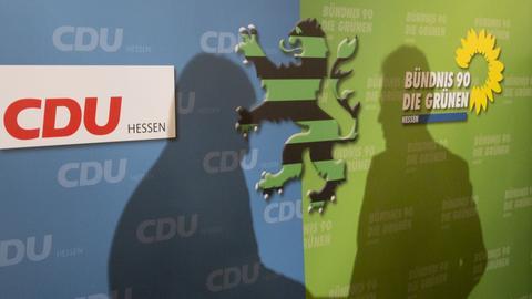 Schwarz-Grün in Hessen