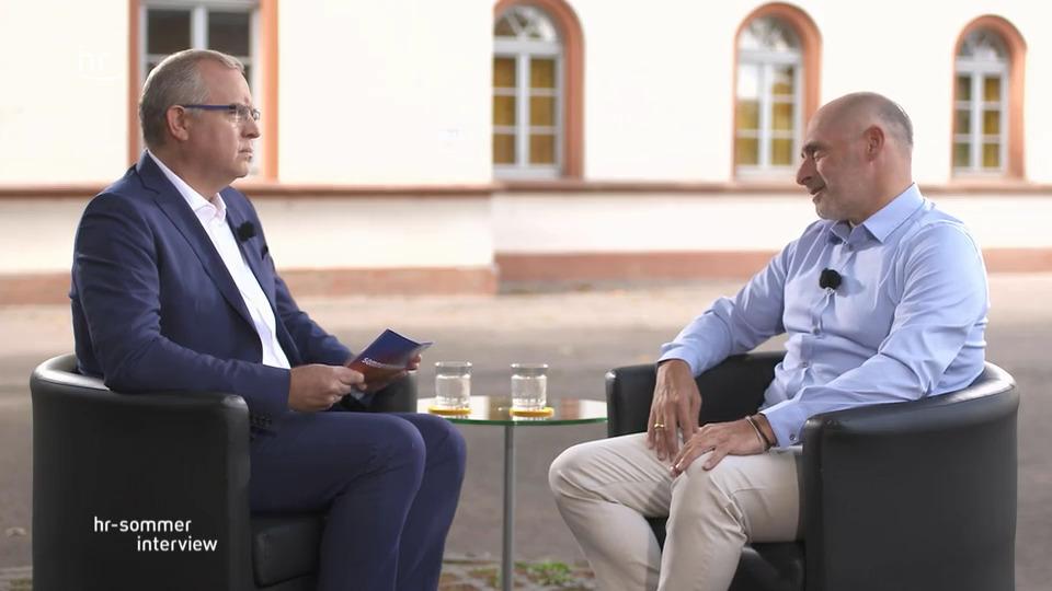 Sommerinterview mit René Rock (FDP)