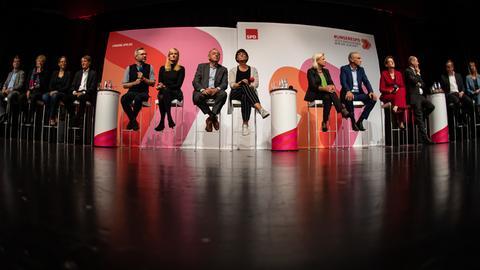 SPD-Regionalkonferenz in Baunatal
