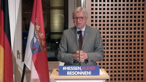 Ministerpräsident Volker Bouffier (CDU).