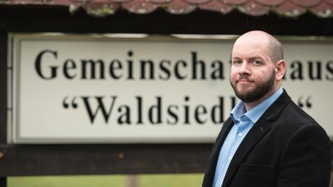 Nicht das erste Mal in den Medien: Stefan Jagsch von der rechtsextremen NPD