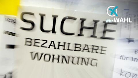 """Foto einer Anzeige """"Suche Wohnung..."""""""