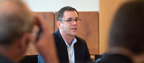 Sven Gerich (SPD)