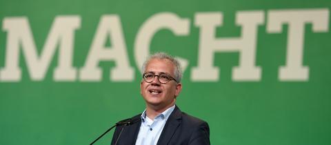 Hessens Wirtschaftsminster Tarek Al-Wazir