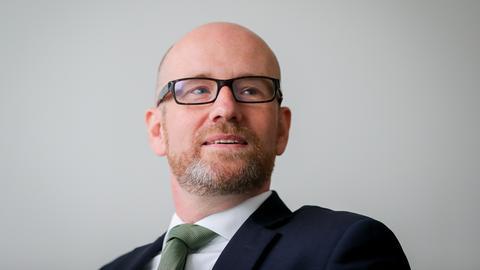 CDU-Generalsekretär Peter Tauber im Gespräch