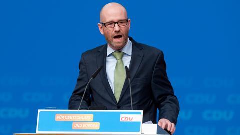 Generalsekretär der Bundes-CDU: Peter Tauber