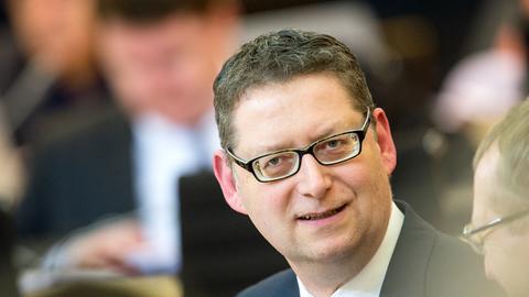 Thorsten Schäfer-Gümbel im Hessischen Landtag