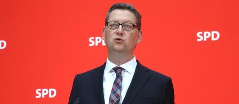 Thorsten Schäfer-Gümbel am Rednerpult