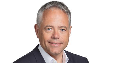 Landratskandidat Uwe Pöppler, CDU