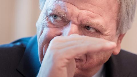 Der hessische Ministerpräsident Volker Bouffier