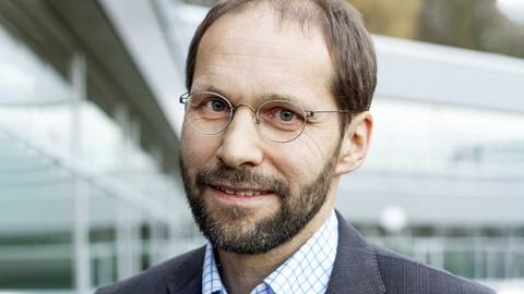 Professor Doktor Uwe Volkmann Rechtswissenschaftler Goethe Universität