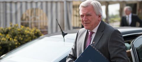 Ministerpräsident und CDU-Landesvorsitzender Volker Bouffier