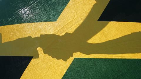 Jamaika-Fahne