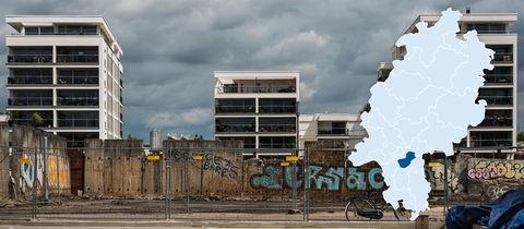 Viele junge Menschen leben in Offenbach - mehr bezahlbarer Wohnraum wird benötigt