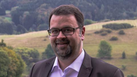 Thomas Beck (SPD), Bürgermeister-Kandidat für Angelburg (Marburg-Biedenkopf)