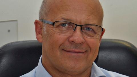 Reiner Haffer, Bürgermeisterkandidat für Angelburg (Marburg-Biedenkopf)