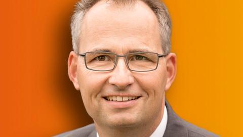 Carsten Helfmann, Bürgermeisterkandidat für Rödermark (Offenbach)
