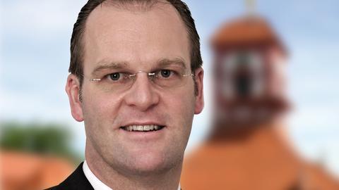 Stefan Reuß Werra-Meißner Werra-Meißner-Kreis Landratswahl