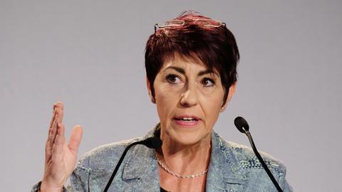 Hessische Abgeordnete im EU-Parlament: Christine Anderson (AfD)