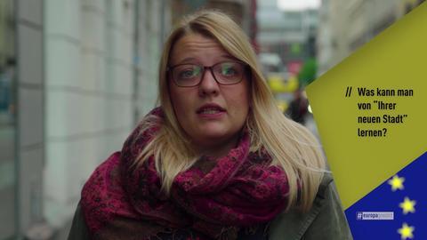 Charlotte Lohmann aus Warschau